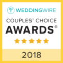 A Perfect Taste Wedding Wire Winner 2018