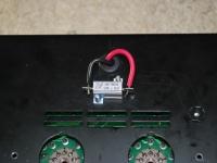 Aluminum bias resistor