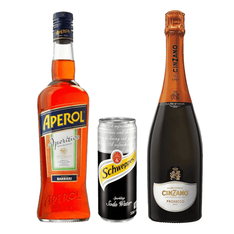 Aperol Spritz Cocktail Pack