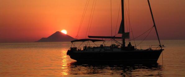 Crociera barca a vela isole pontine 3 – 5 – 7 Giorni