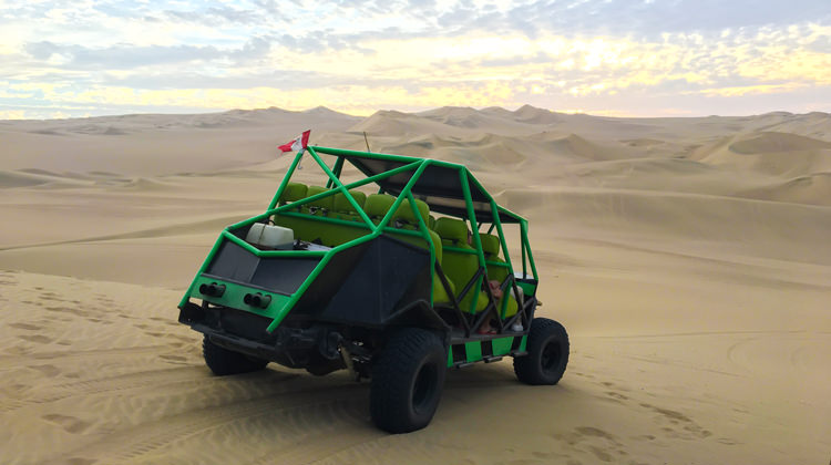 Oasis Huacachina Sandboarding, Sand Buggy Rides, Tips to Save Money