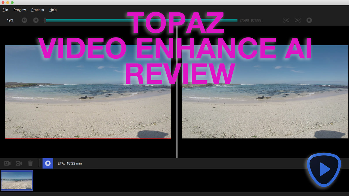 Topaz Video Enhance AI Review – Enlarge Your Video