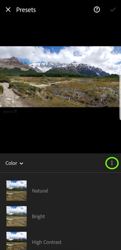 How to Add Presets to Lightroom Mobile on Android and iPhone