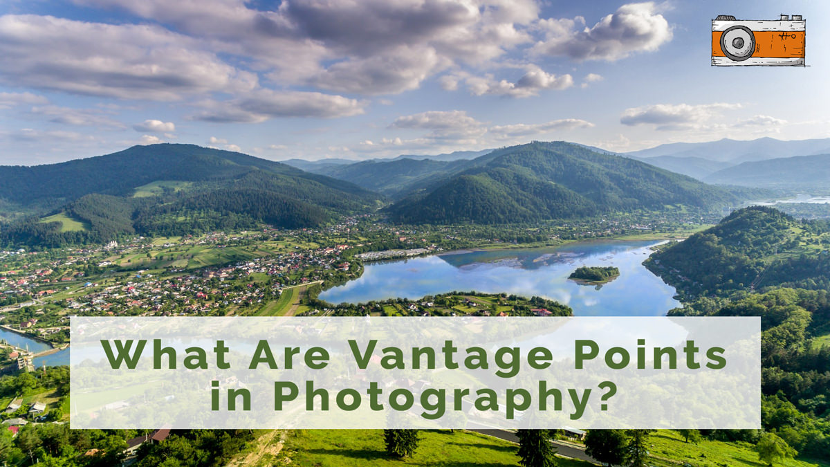 What are Vantage Points in Photography? Worm & Bird's Eye View