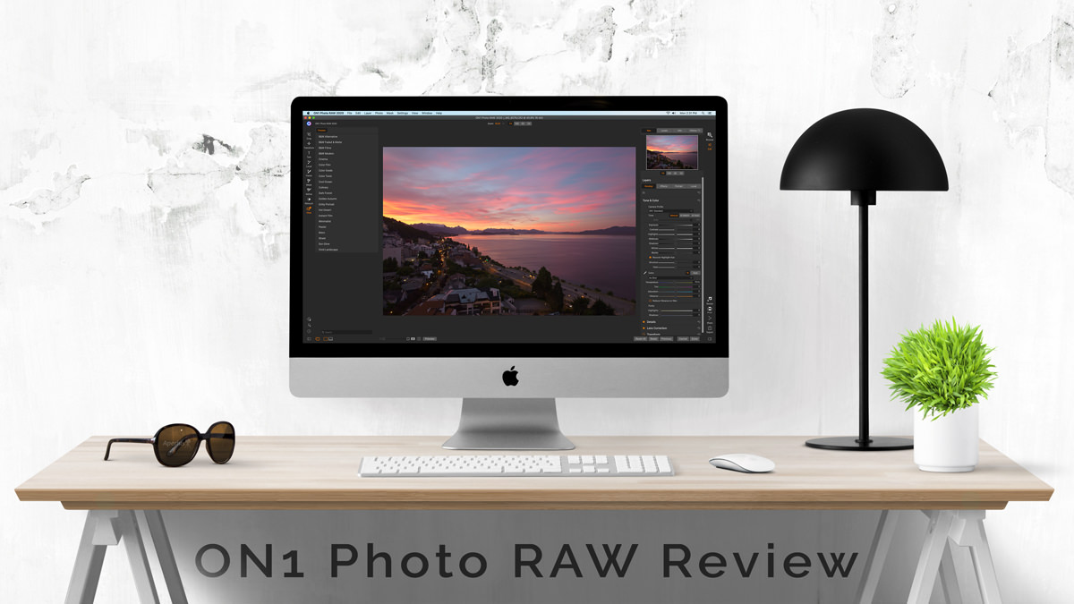 ON1 Photo RAW Review vs Lightroom and Capture One 2020