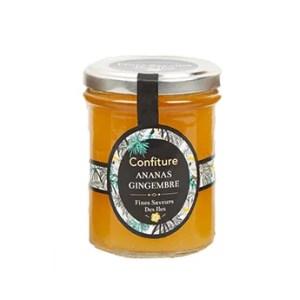 Confiture-ananas-gingembre
