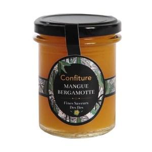 confiture-mangue-bergamotte-fines-saveurs-des-iles-apero-creole