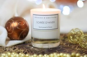soy candle bougies aquitaine