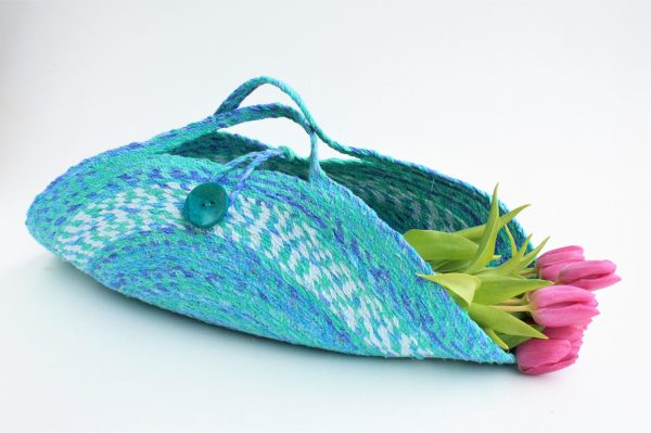 cut flower basket talula murphy