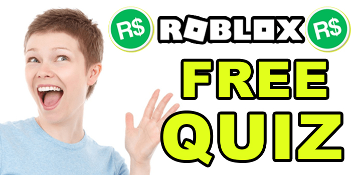 Can you Answer This Robux for Roblox Questions?