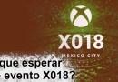 O que esperar do X018?