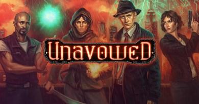 Análise – Unavowed