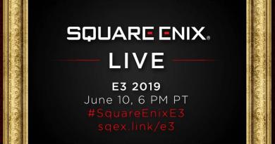 Square Enix pegou o horário que era da Sony nessa E3 2019