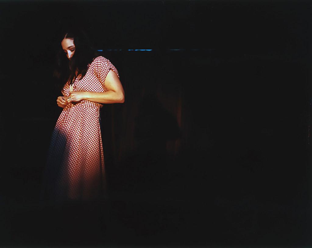 Lisa Kereszi, Amelia Undressing, New Orleans, 2001
