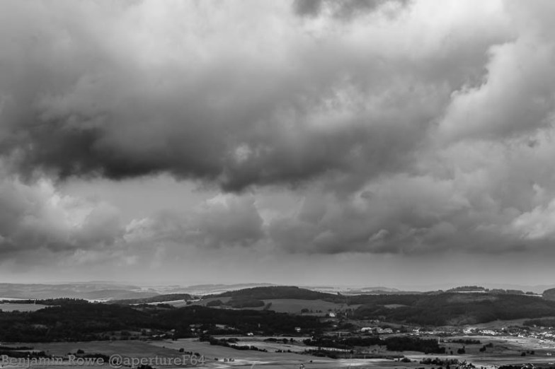 View from Chojnik Castle 1