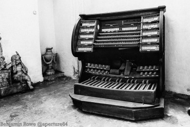 Retired Organ Gdansk