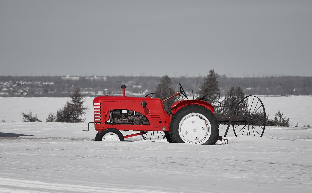 Red Tractor Composite