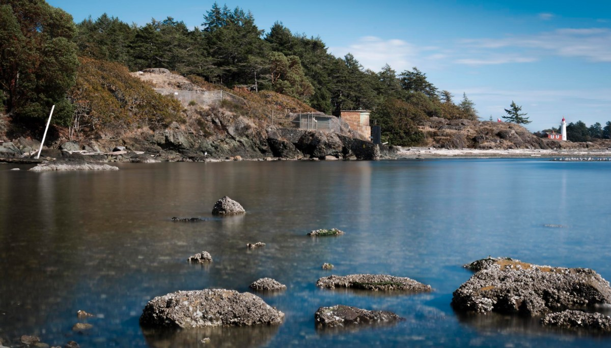 Fisgard Lighthouse - Esquimalt Lagoon