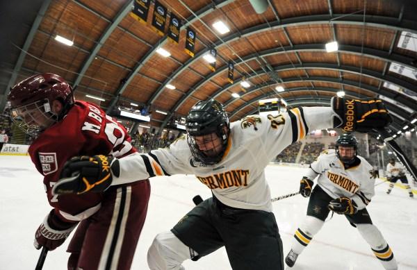 UVM vs. Harvard Men's Hockey