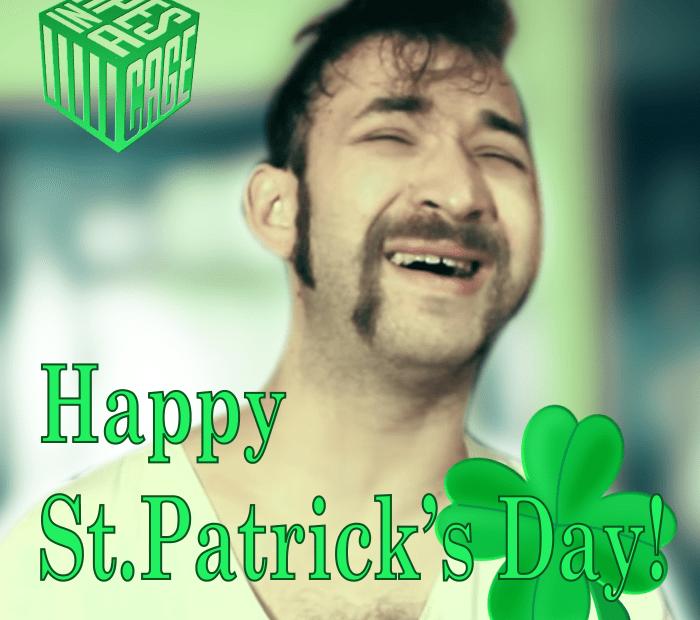 SNufF wünscht Happy St. Patrick's Day