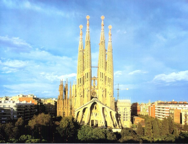 La Sagrada Família | Have Bag, Will Travel