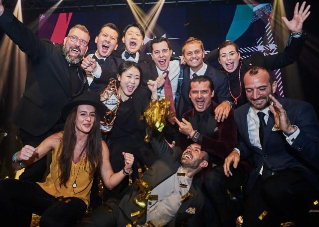 Diageo World Class 2019
