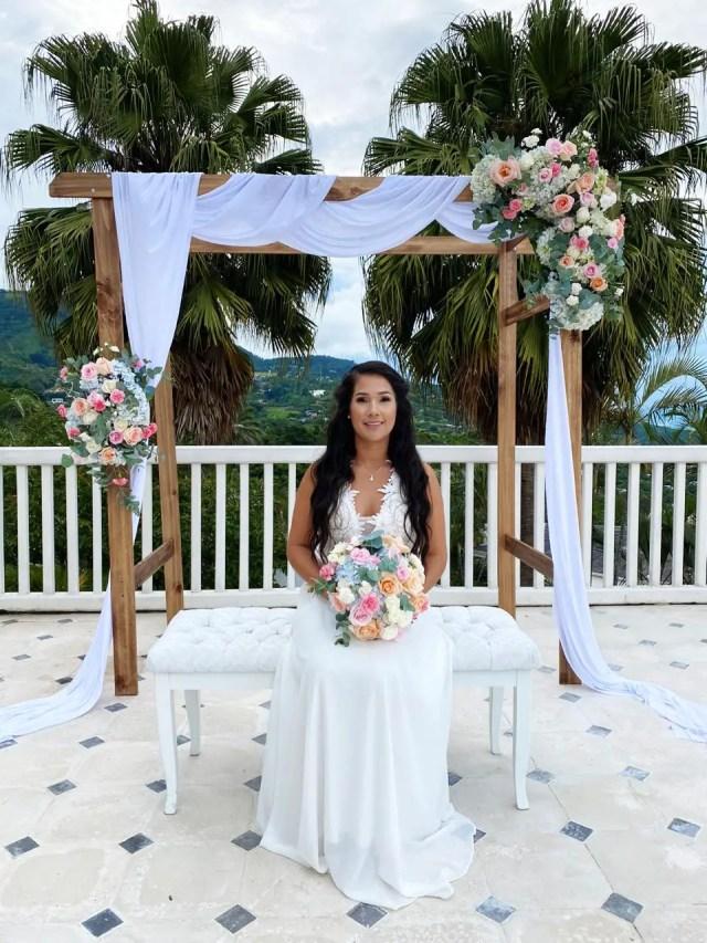 Hotel en Escazú como opción para boda al aire libre