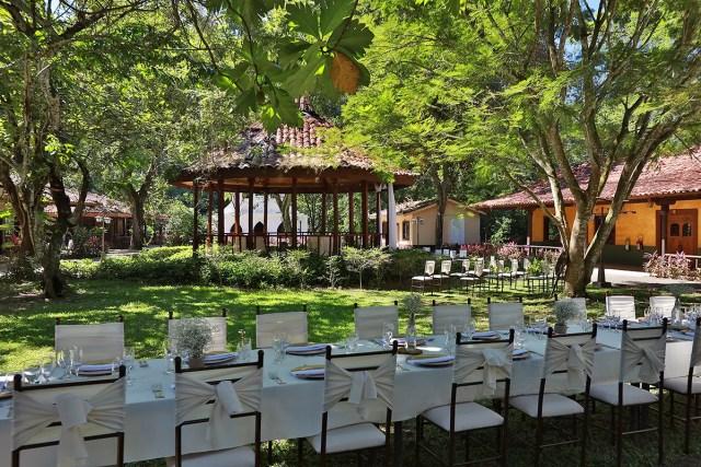Hotel Villa Lapas ofrece bodas
