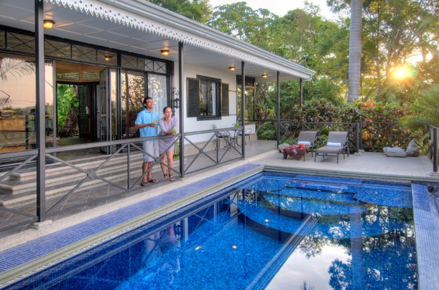 Hotel Villa CALETAS Costa Rica