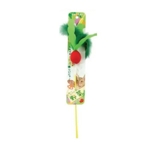 Petz Route Cat Stick Toy (Raddish)