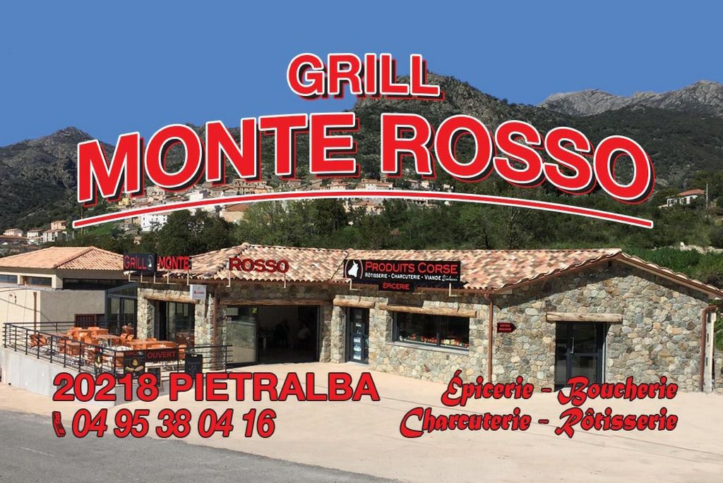 Restaurant Monte rosso