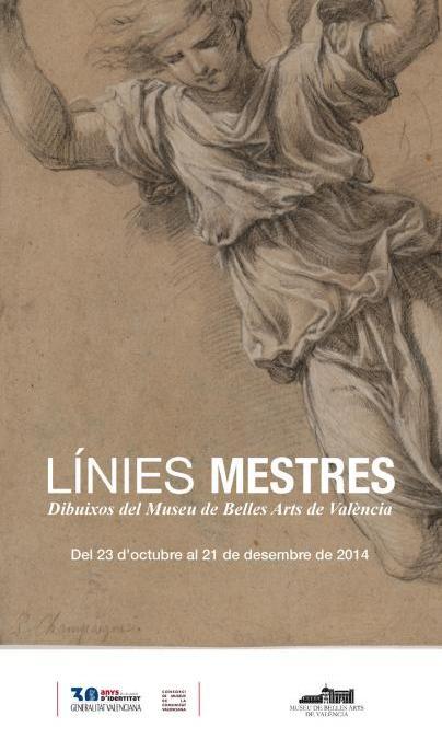 Lineas Maestras. Dibujos del Museo de Bellas Artes de Valencia en el EMAT