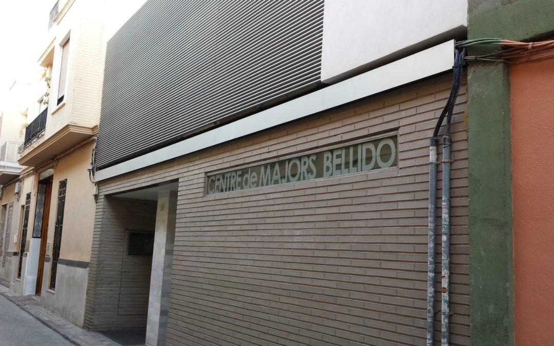 El Centro de Mayores de Bellido celebra su cuarto aniversario en unas modernas y accesibles instalaciones