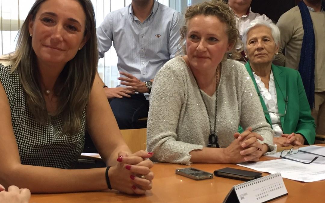 Archivada la querella de Gaia contra Amparo Folgado y 8 concejales del PP por Parc Central