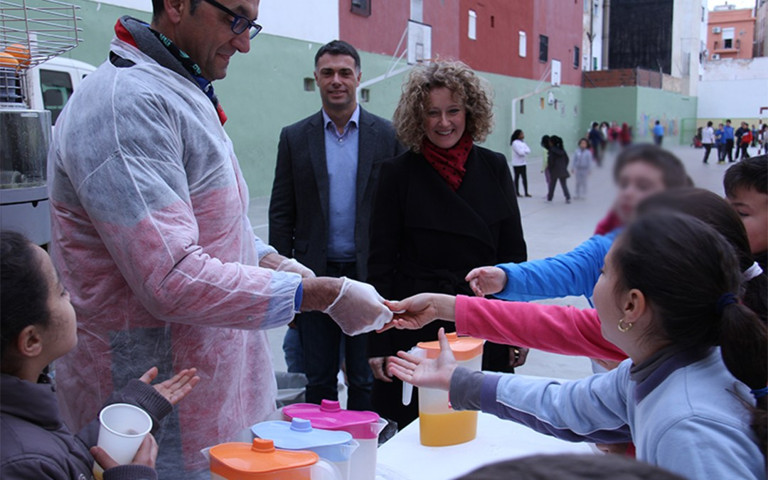 El PP solicita que la campaña de promoción de cítricos de Torrent vuelva a los colegios de la ciudad