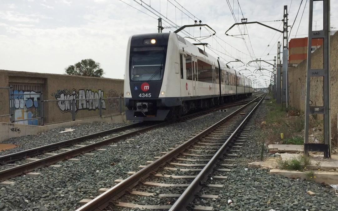 Folgado exige a FGV que aumente las frecuencias de paso de Metrovalencia en Torrent