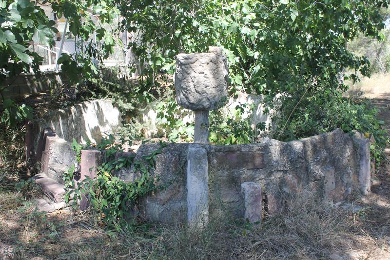 El PP de Torrent pide que se recupere la Fuente del Deseo en El Vedat, que data de 1932
