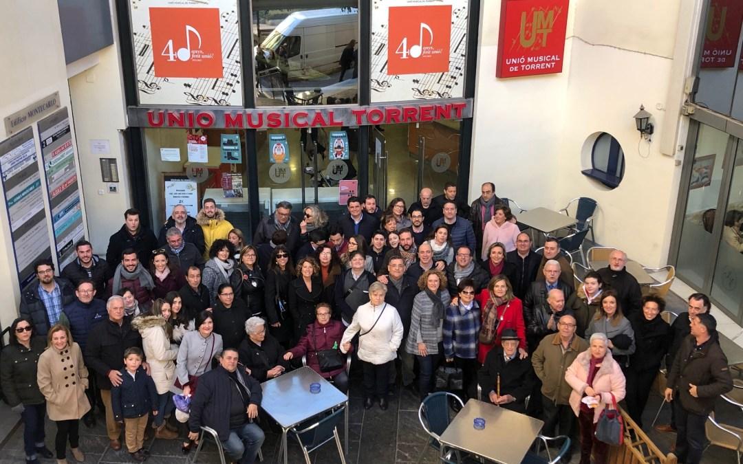 Folgado y Bastidas en Sant Blai
