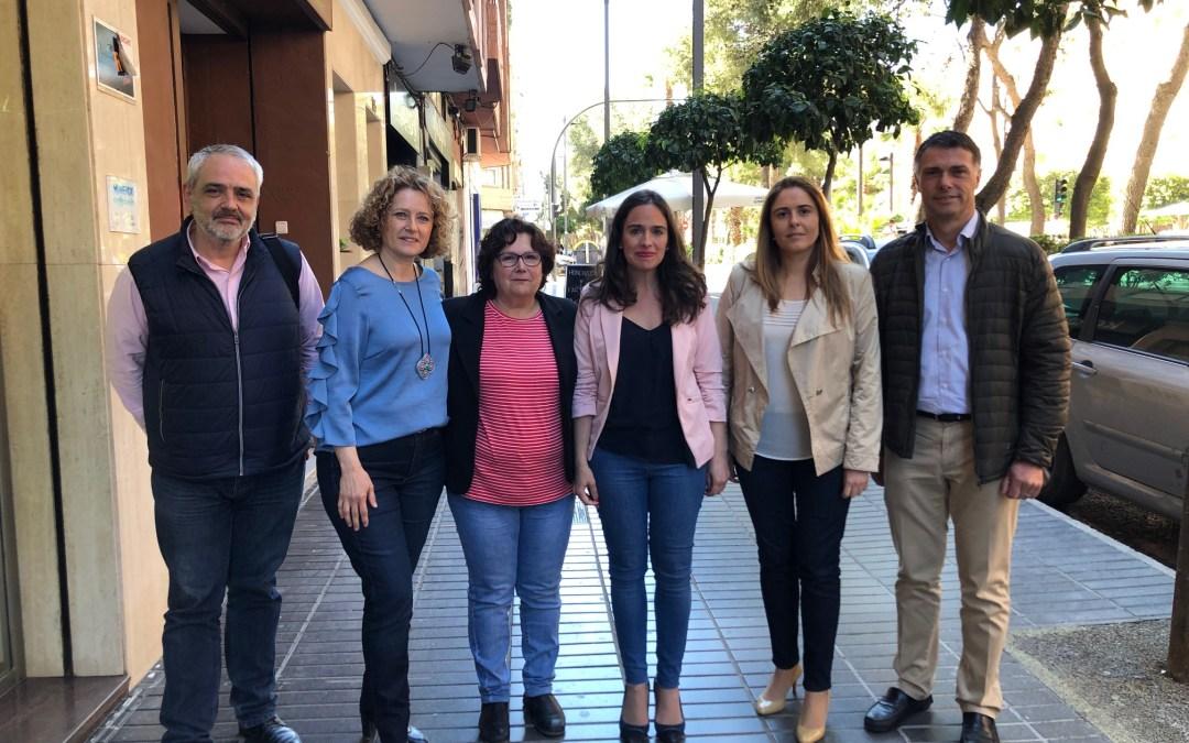 Los torrentinos Teresa García y José Francisco Gozalvo en las listas del PP para el Congreso y el Senado