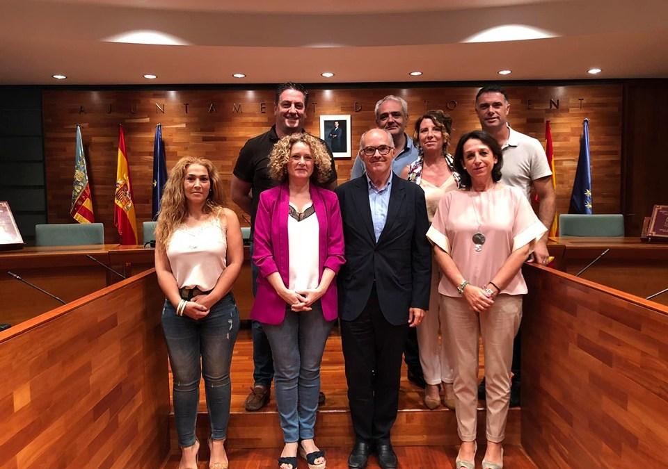 Folgado: «Fernando de Rosa es la voz de Torrent en el Senado»