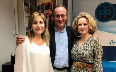 Folgado participa en el homenaje del PPCV a los 26 populares asesinados por ETA