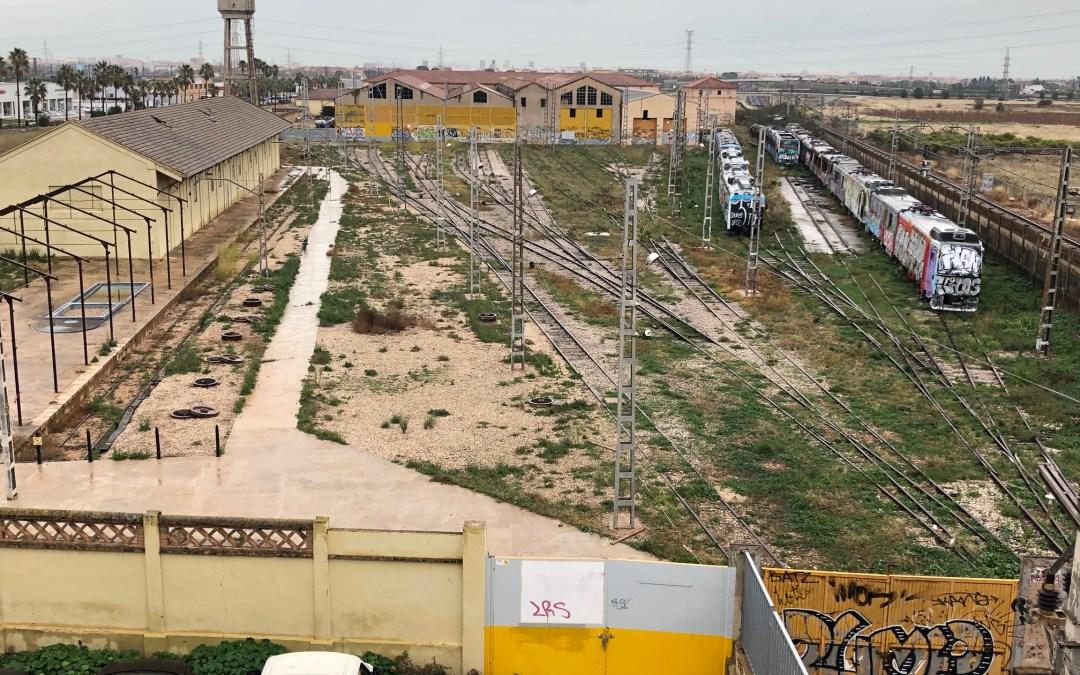 El PP de Torrent denuncia que el Taller de Historia Ferroviaria sigue cerrado al público