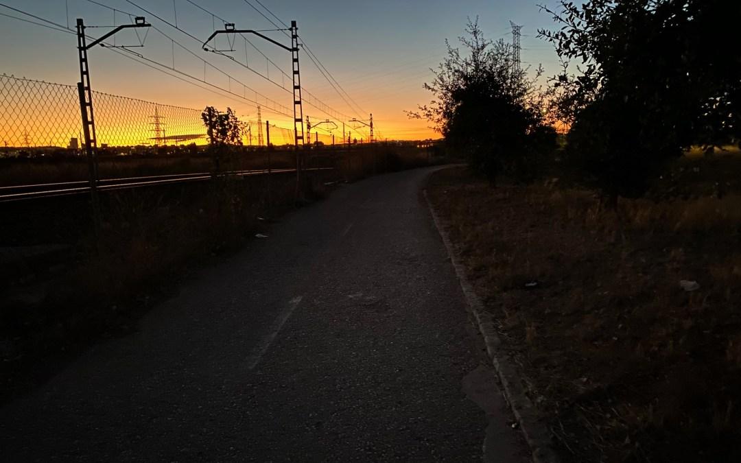 Folgado pide que se ilumine la ruta saludable entre Torrent y Picanya al haber un tramo de 400m sin luz por las tardes