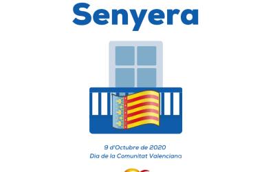 "El PP presenta ""trau la senyera"" el 9 de octubre para que los balcones de Torrent se llenen de banderas de la Comunitat Valenciana"