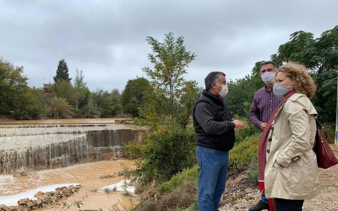Folgado pide la elaboración de un plan urbano frente a inundaciones y grandes avenidas de agua