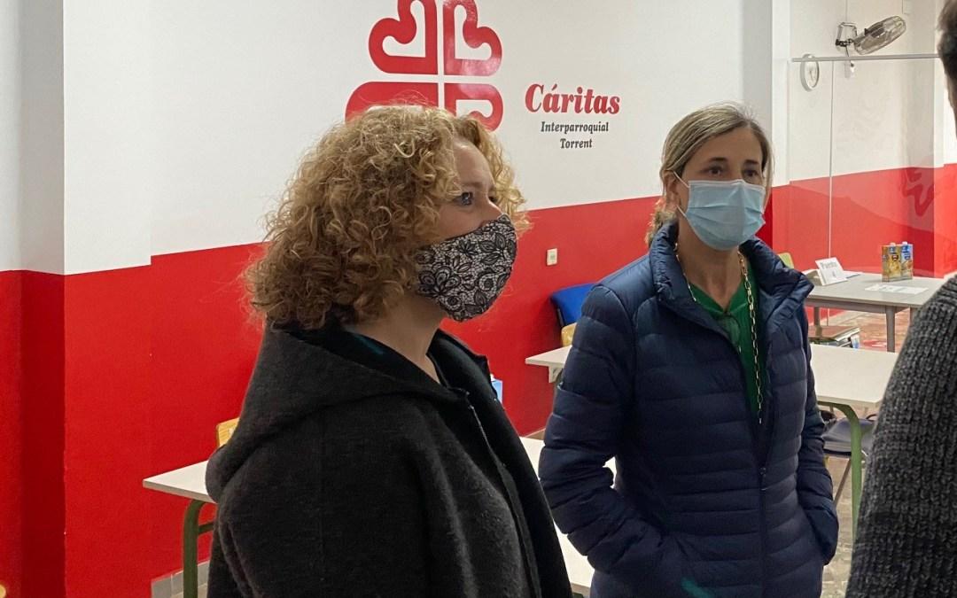 PSOE y CS rechazan aumentar las subvenciones a Cáritas, Cruz Roja, Nova Vida y ADISTO como pidió el PP en las enmiendas al presupuesto