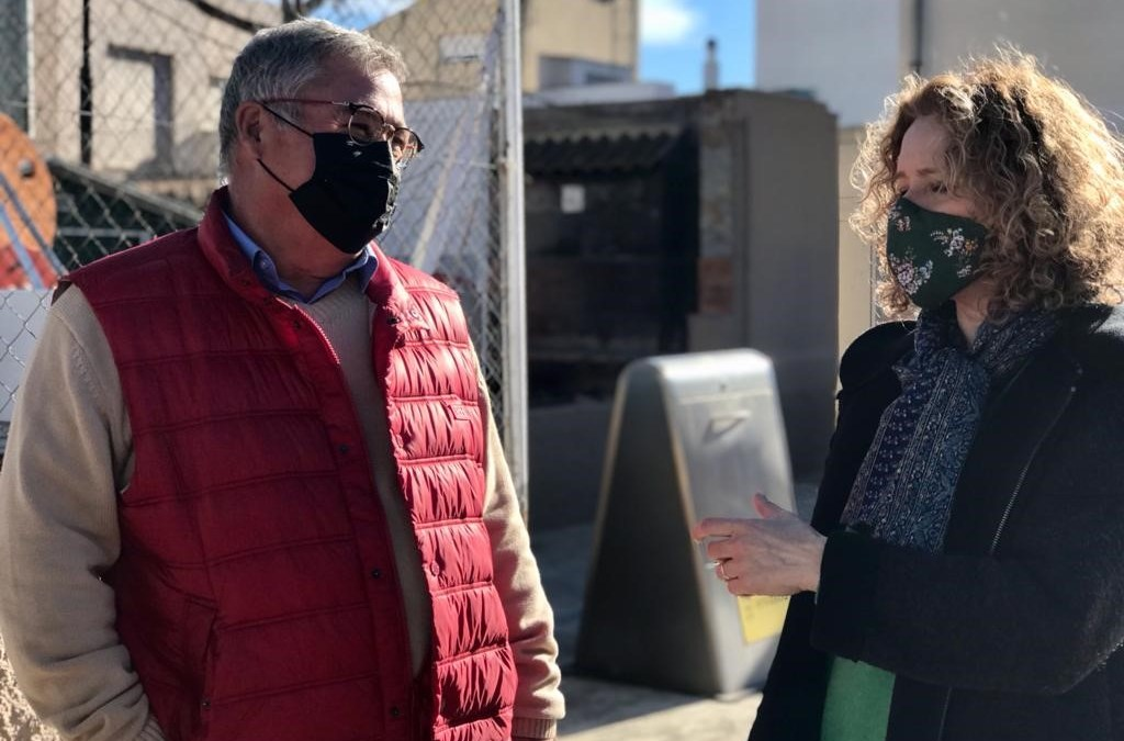 El PP pide la adecuación del solar de la calle Alzira junto al colegio Sant Pasqual, como estacionamiento periférico