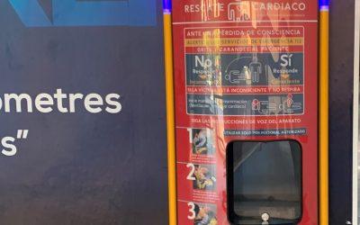 El PP de Torrent denuncia la ausencia de desfibrilador en La Cotxera