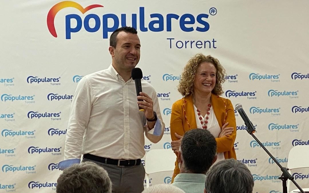 El PP de Torrent abre su nueva sede a pie de calle