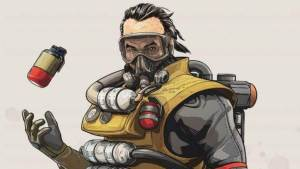 Caustic Apex Legends lore